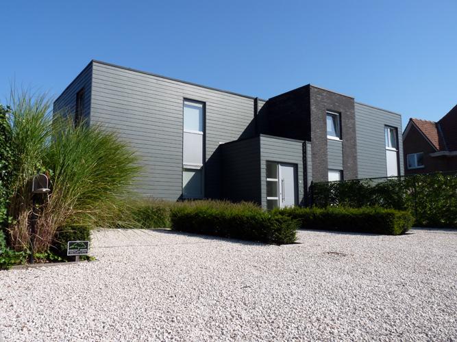 Pin moderne tuin met strakke lijnen genuardis portal on for Tuinaanleg modern